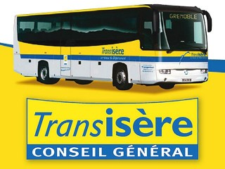 Horaires ligne bus régulière Transisère 6010 Chamrousse-Grenoble Ete  2020