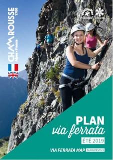 Via ferrata leaflet summer 2019