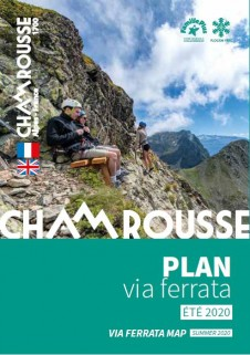 Via ferrata leaflet summer 2020