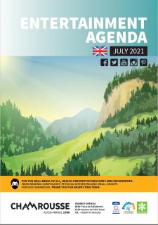 Entertainment programme - July 2021