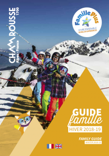 Winter family guide 2018-19