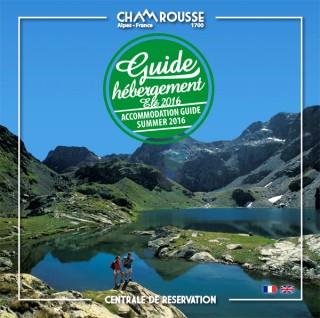 Guide hébergement Eté 2016