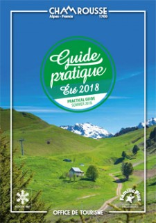 Guide pratique été 2018 (activités + hébergements)