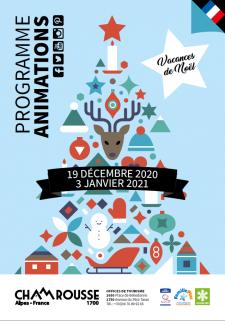 Programme Animations - Décembre 2020