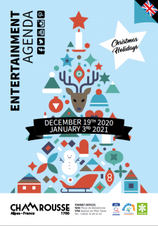 Entertainment programme - December 2020
