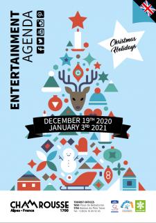 Entertainment programme - December 2020