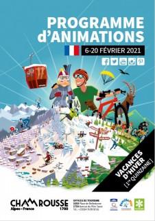 Programme Animations - 1ère quinzaine Février 2021