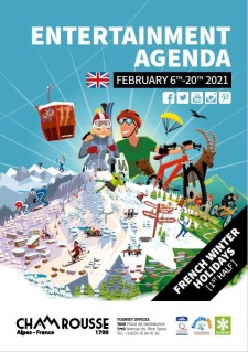 Entertainment programme - February 1st part 2021