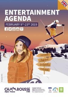 Entertainment programme - February 1st part 2019