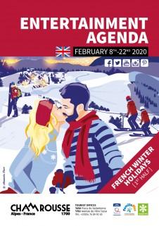 Entertainment programme - February 1st part 2020