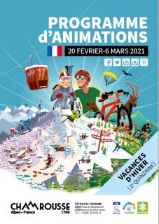 Programme Animations - 2ème quinzaine Février 2021