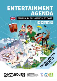 Entertainment programme - February 2nd part 2021