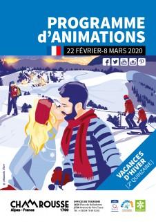 Programme Animations - Février 2ème quinzaine Hiver 2019-20