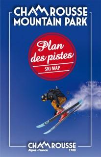 Plan des pistes (alpin, nordique, raquettes) hiver 2017-18