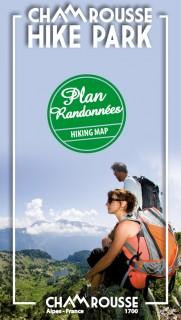 Plan des randonnées été 2016