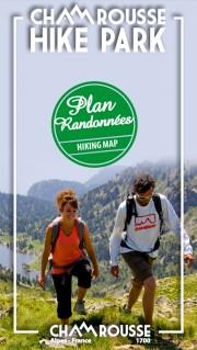 Plan des randonnées été 2017