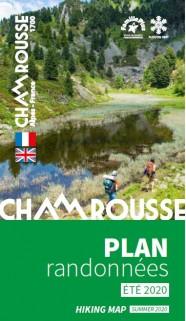 Plan des randonnées été 2020