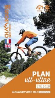Mountain biking map summer 2019