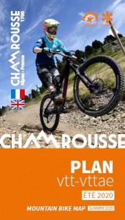 Mountain biking map summer 2020