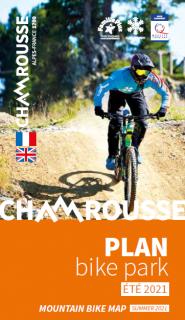 Mountain biking map summer 2021