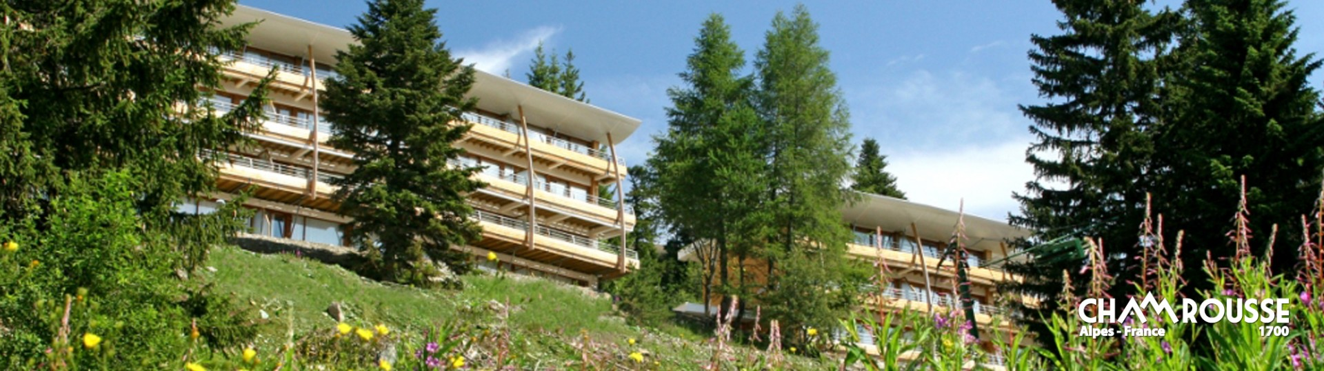 Accommodation summer Chamrousse