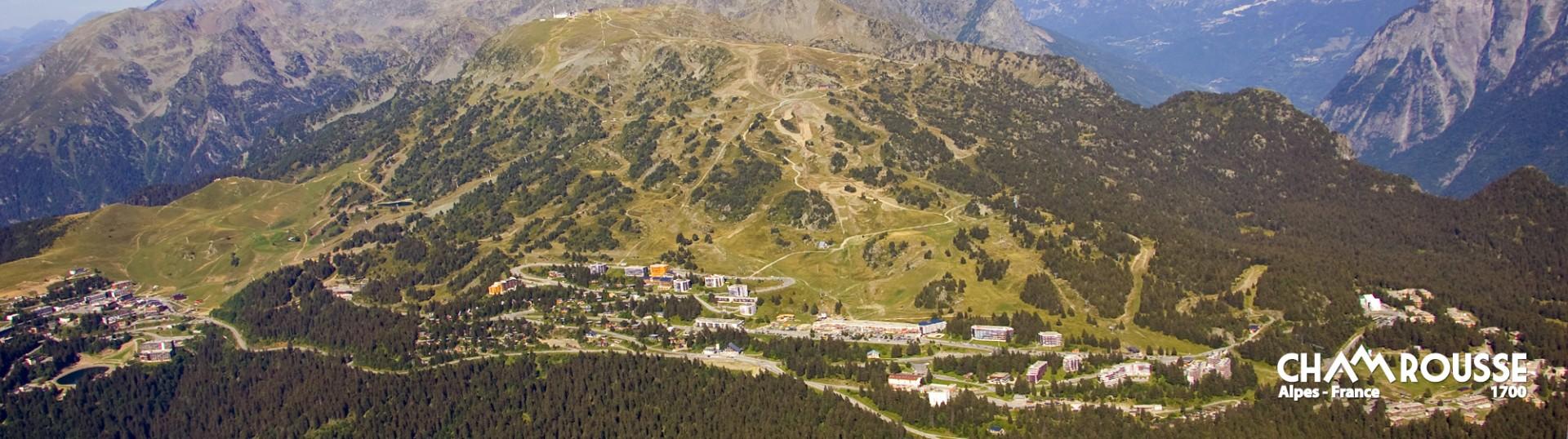 Chamrousse Bergstation