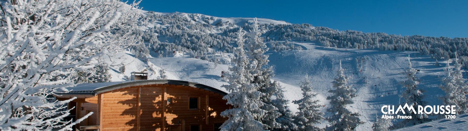 Hébergement hiver Chamrousse