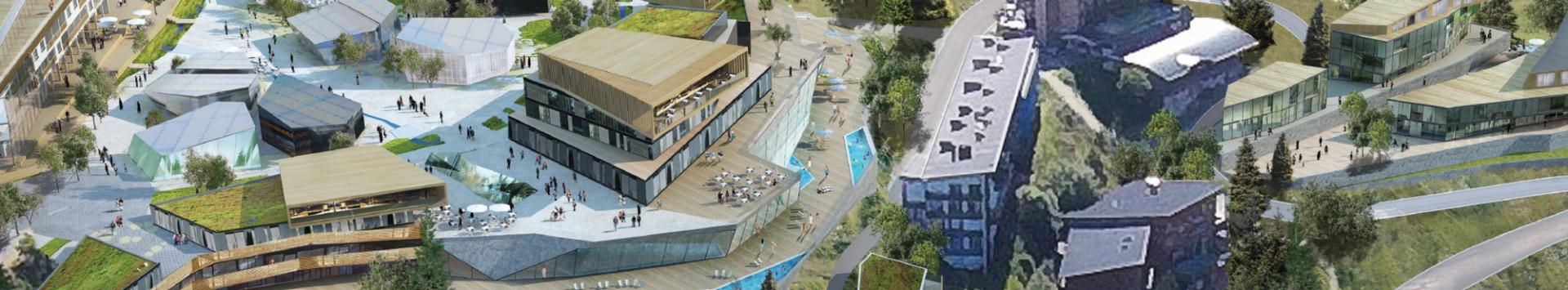 Projet Chamrousse 2030