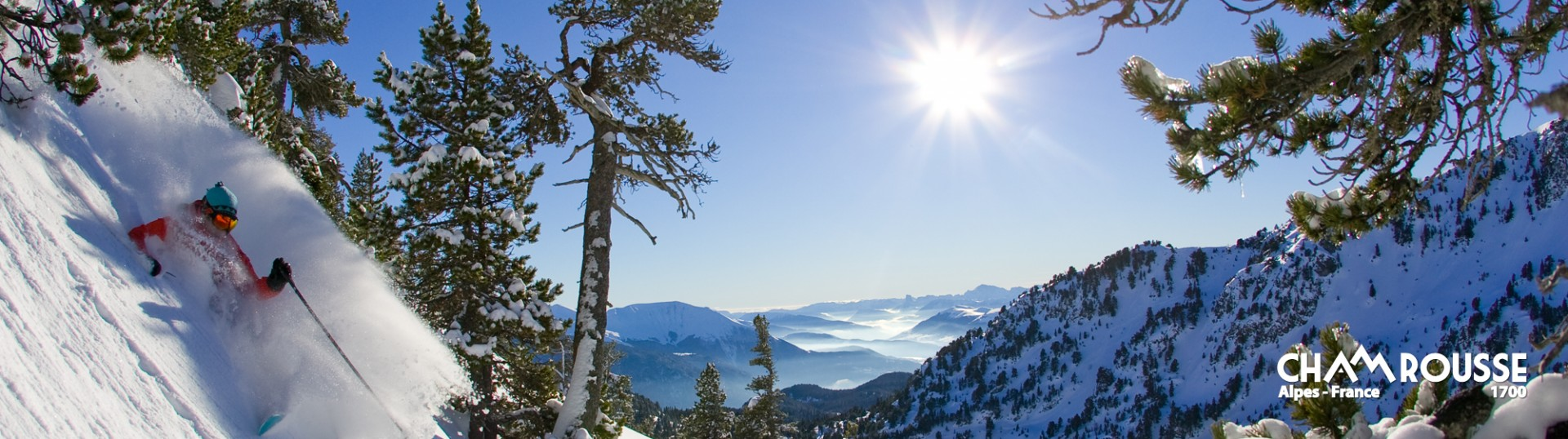 Skigebiet Chamrousse