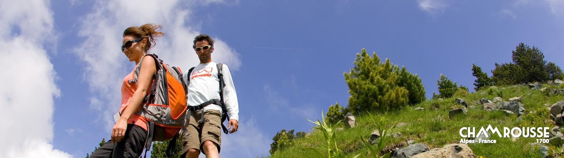 Sommer Aktivitäten in Chamrousse