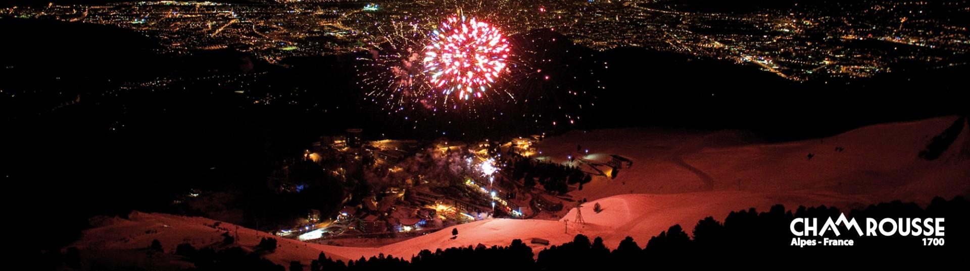 Veranstaltungen Winter Chamrousse