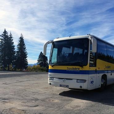 Accès station - bus