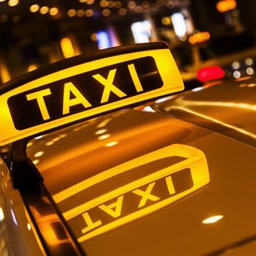 Accès station - taxi