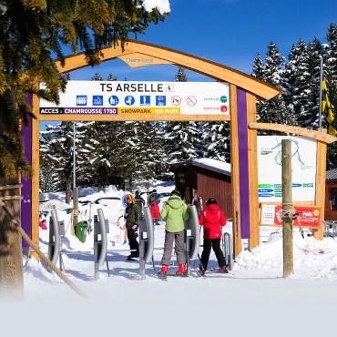 Tarifs du ski alpin