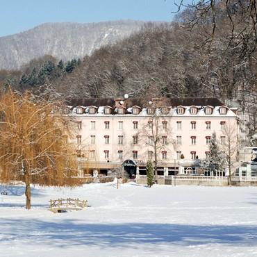 Hébergements Uriage-les-Bains