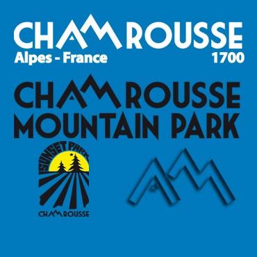 Logos Chamrousse