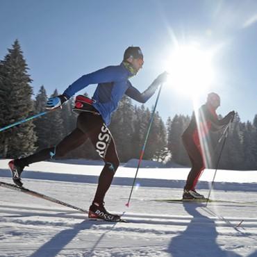 Ouverture des pistes de ski nordique et raquettes