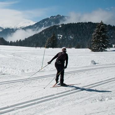 Ouverture des pistes de ski nordique