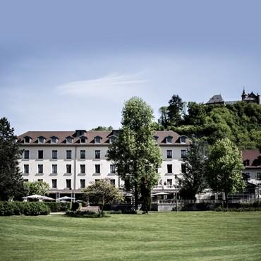 Uriage-les-Bains accommodation