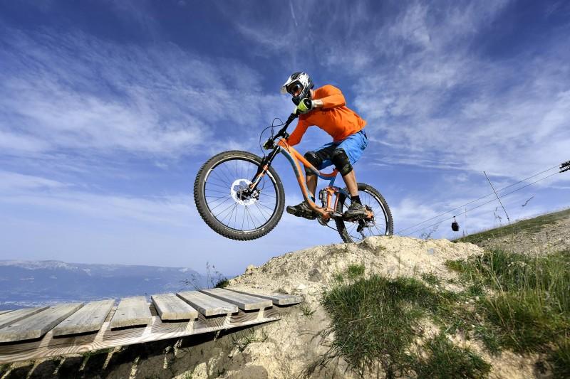 Ouverture pistes et remontées Bike Park