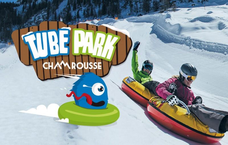 Tube Park - snowtubing