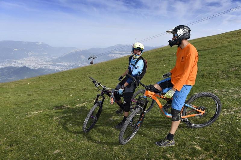 Mountain biking & Bike Park