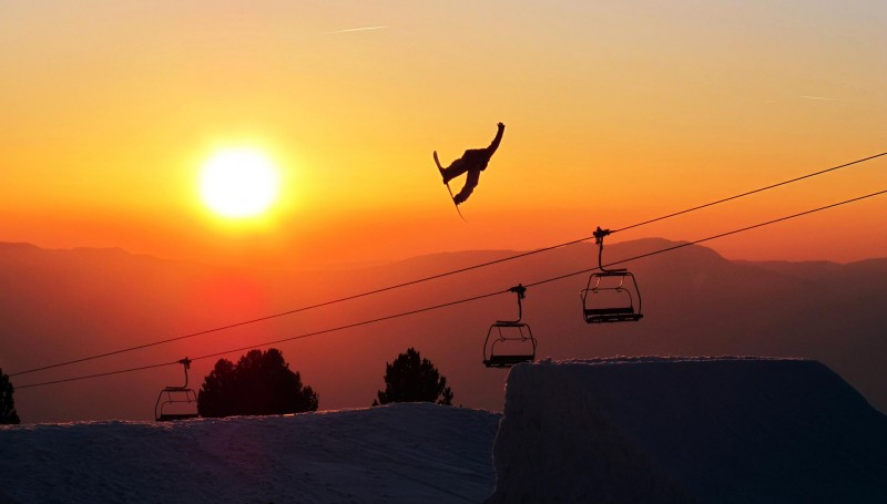 Sunset Park - Snowpark