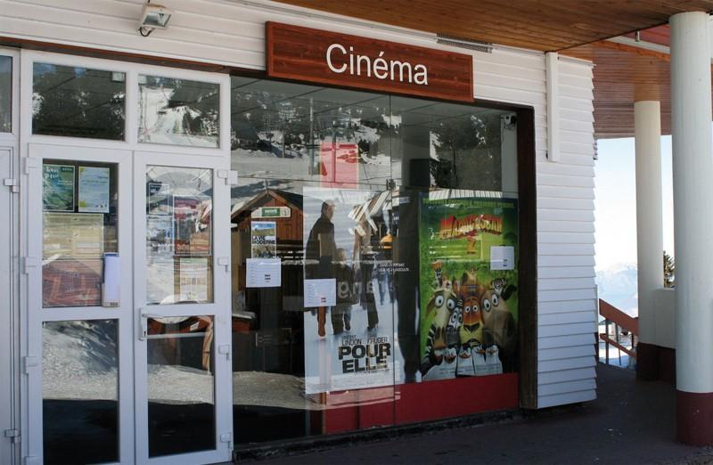 Chamrousse Le Schuss cinema