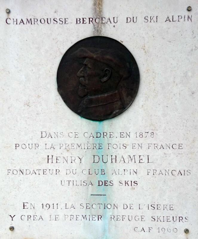 Chamrousse, pionnière du ski français