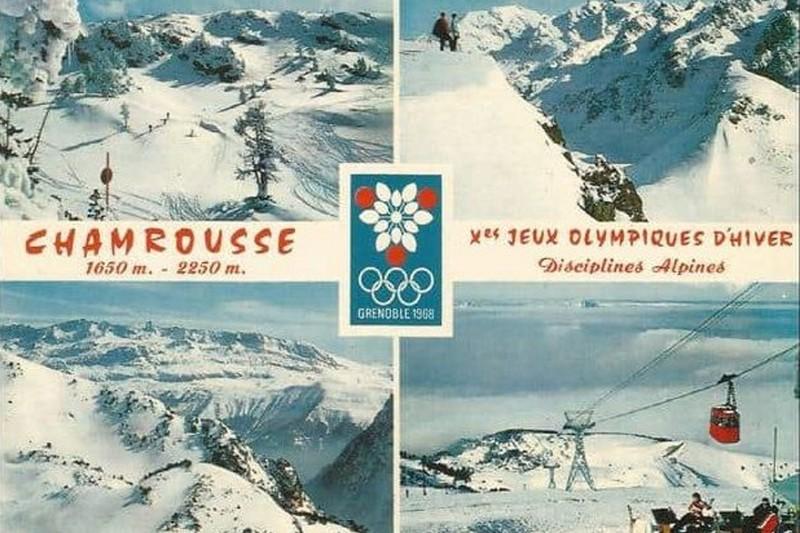 Chamrousse, Olympic ski resort