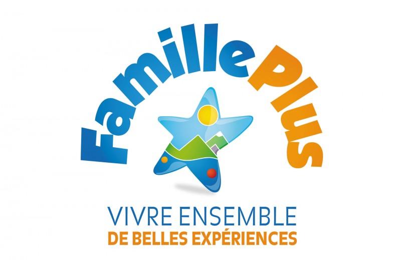 """Famille Plus"" - family label"