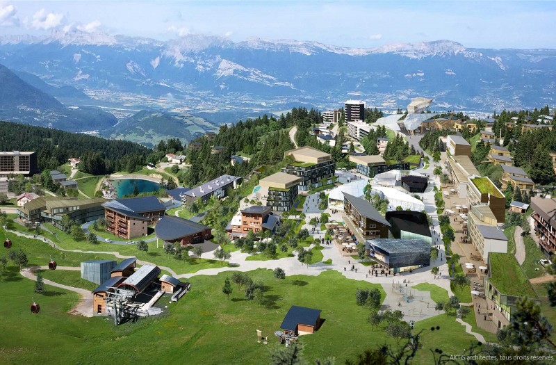 Chamrousse projects