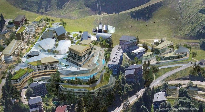 Chamrousse 2030 project