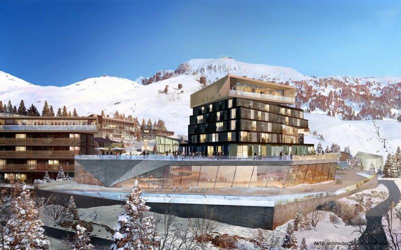 Projet urbanisme Chamrousse 2030